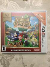 Animal Crossing: New Leaf -- Welcome Amiibo Nintendo Selects (Nintendo 3DS)