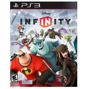 ps3 disney infinity 1 0 playstation 3 kids game only no base or