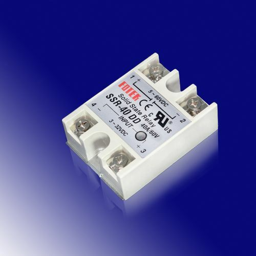 40A Solid State Relay SSR DC In DC Out