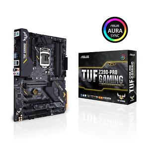 ASUS TUF Z390-Pro Gaming LGA1151 Intel 8th and 9th Gen...