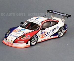 2014-Porsche-911-GT3-RSR-76-Matmut-Le-Mans-1-43-Model-Car-Spark-S4234