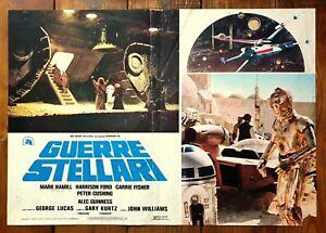 Poster STAR WARS Manifesto 50x70 !! Guerre Stellari