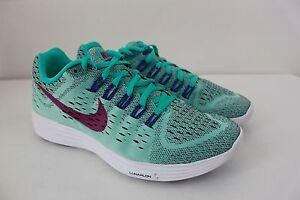 4143daabaf9 Nike Women s Shoe Lunartempo Light Aqua Mesh Running Sneakers NIB ...