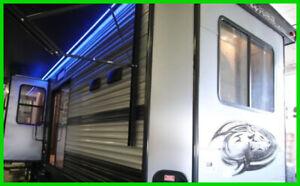 2019 Forest River Cherokee Destination 395R Travel Trailer RV 43'