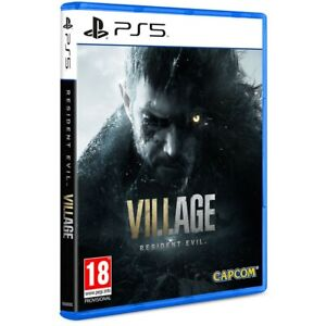 Resident Evil Village PS5 In Stock Now!