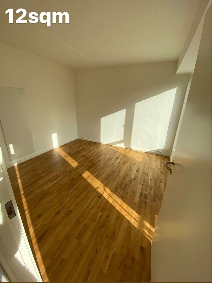 2300 værelse, 98 kvm, lejeperiode 7-12 måneder