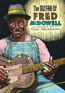 Tom-Feldman-The-Guitar-Of-Fred-McDowell-Learn-to-Play-Folk-Country-Music-DVD