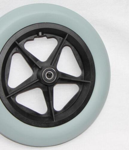 45 Reifen 12 1/2 x 2 1/4 zoll Rad Polyurethan Rad Achse 12mm 305 Radsport Reifen, Schläuche & Laufräder