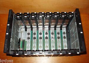 TSXRKS7-Schnieder-Modicon-Telemechanique-TSX-RKS7-Chassis-Simple-Bus-7-Slot-Rack