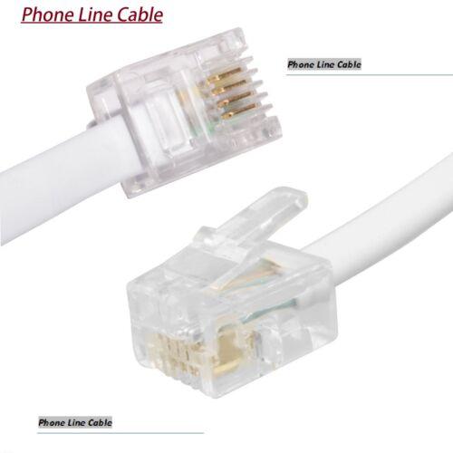 3M 5M 10M 15M 20M RJ11 linea telefonica a banda larga ADSL BT Cavo Modem Router Internet