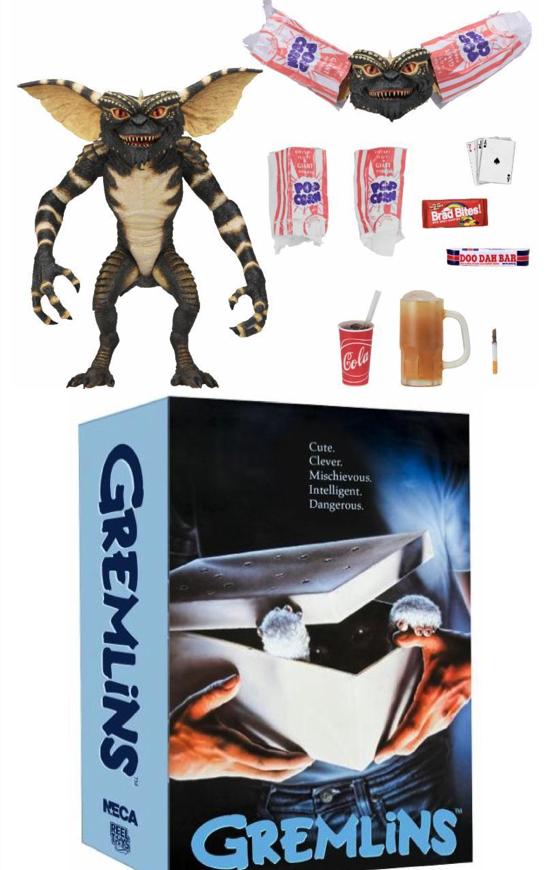 NECA Gremlins Ultimate GREMLIN 7  Scale Figura Azione  6 /15cm  - Preorder