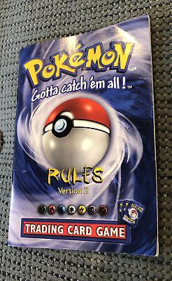 pokemon trading card game manual