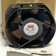 Dayton 4wt42a Axial Fan