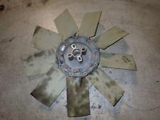 John Deere 6068 Tf150 Diesel Engine Fan And Spacer 9 Blade