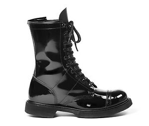 Military Style Dress Honor Guard Uniform Boots 10 Quot Clarino