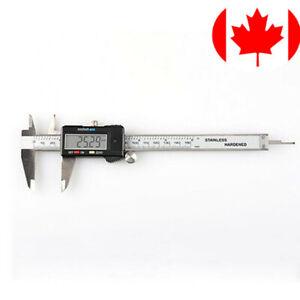 6inch-150mm-LCD-Digital-Electronic-Carbon-Fiber-Vernier-Caliper-Gauge-Micrometer
