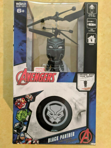 Marvel Avengers Black Panther Flying Figure Hélicoptère