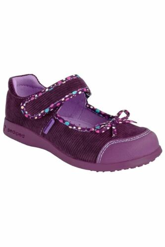 Pediped Becky Girls Kids Flex Support Footbed Shoes Sandals Mary Janes Pretty