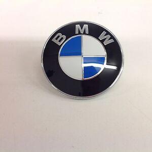 Bmw Oem 03 16 Z4 Front Bumper Emblem Badge Nameplate