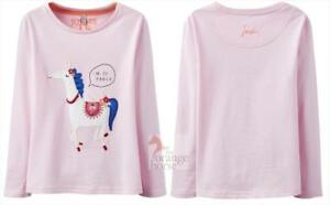 quality design 809ed a474a Details zu Tom Joule - Joules Kinder Langarmshirt Ava
