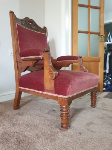 2 Antique Style Chairs