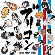 USED Bleach- Ble.Com Bleach Concept Covers CD