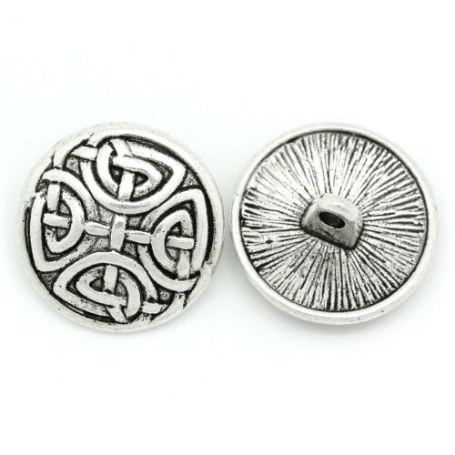 Wholesale W09 lots FREESGIPPING Sewing Buttons Round FREESHIPPING 17mm