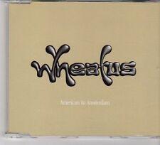 (FP309) Wheatus, American In Amsterdam - 2003 DJ CD