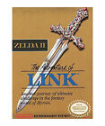 Zelda II: The Adventure of Link Gold (Nintendo Entertainment System, 1988)