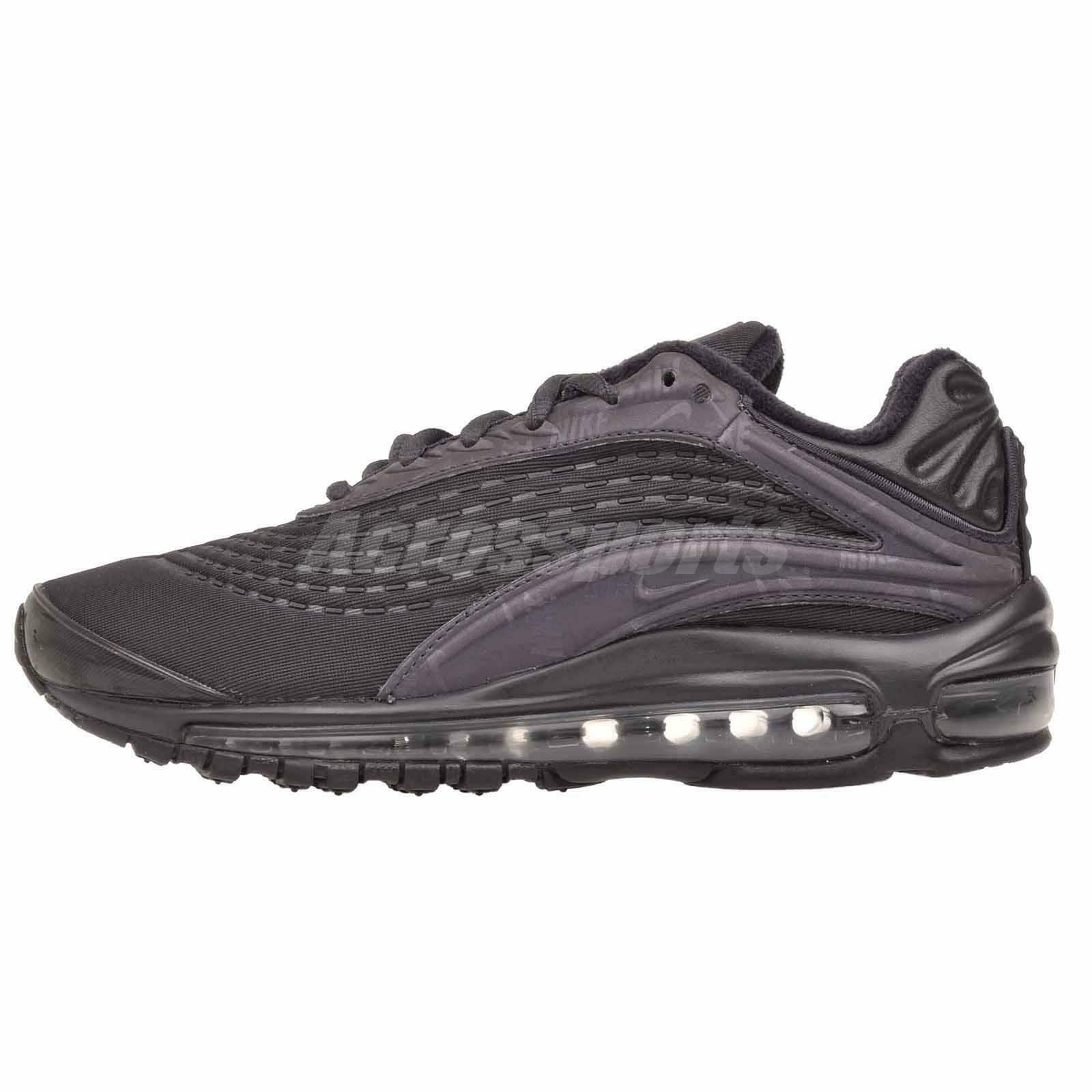 W Nike Air Max Deluxe se Running Zapatos para mujer gris de aceite AT8692-001