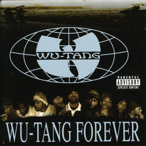 1 of 1 - Wu-Tang Clan - Wu-Tang Forever [New CD] Explicit