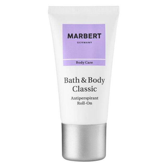 Marbert Bath & Body Classic Anti-Perspirant Roll-on 50ml