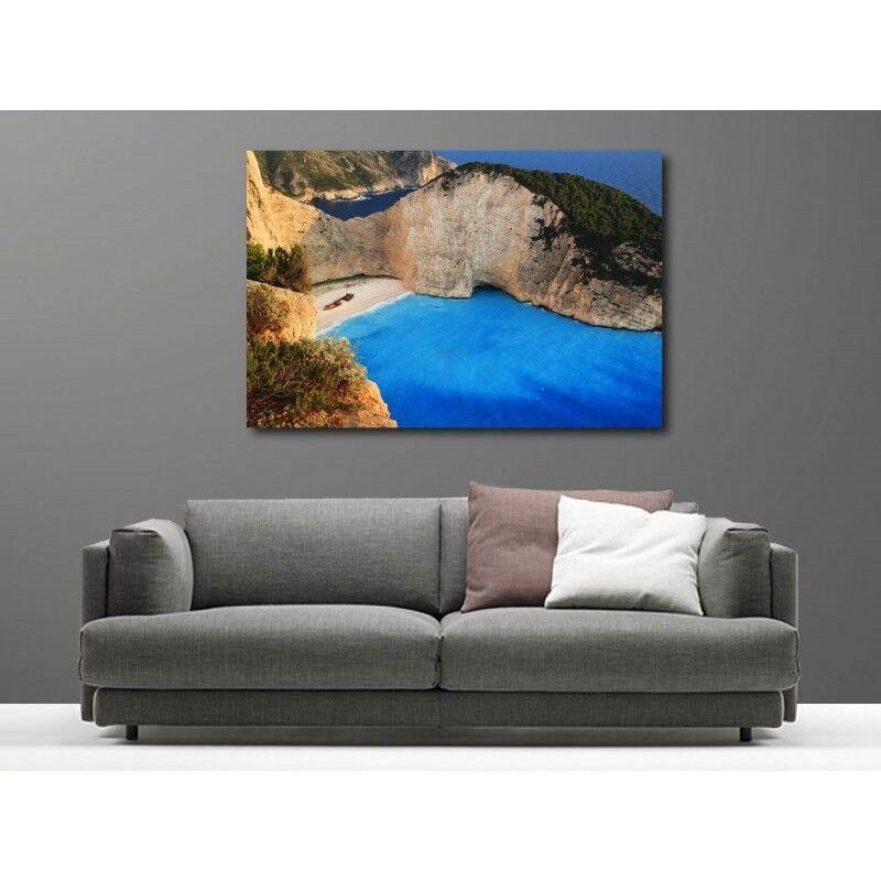 Canvas Fabric Deco Rectangle Mini Island 8247183