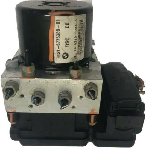 06 BWM 325i A//T 2.5L ABS Anti Lock Brake Pump3451-6775386-01