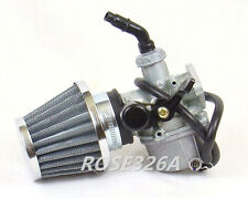 Carburetor & Air filter China 50cc 70cc 90cc 110cc ATV Dirt Bike and Go Kart