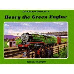 Details about SIGNED The Railway Series No  6: Henry the Green Engine by  Rev W AWDRY New H/B