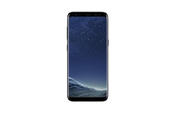 Samsung Galaxy S8+ SM-G955U1 - 64GB - Midnight Black  (Factory Unlocked) 9/10