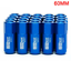 Universal-20PCS-M14X1-5-60MM-Aluminum-Tuner-Lug-Nuts-For-HONDA-BMW-FORD-Silver thumbnail 3