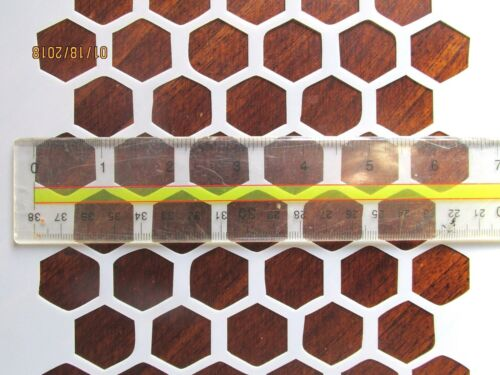 Template Reusable 10 mil Mylar Bee/'s Honey Comb Stencil