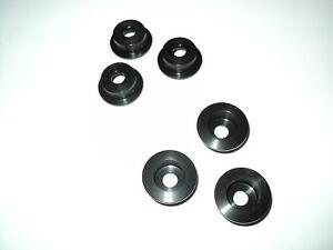 6pcs-BLACK-CLUTCH-Scodellino-Retainer-Cuvette-Platillo-DUCATI-Monster-S2R-125