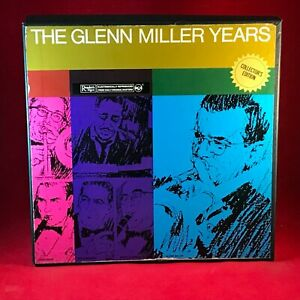 VARIOUS-The-Glenn-Miller-Years-1966-UK-6-X-Vinyl-LP-Box-Set-EXCELLENT-CONDITI