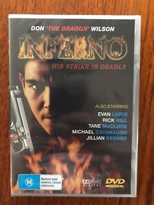 Don-The-Dragon-Wilson-Inferno-DVD-Region-All-New-amp-Sealed