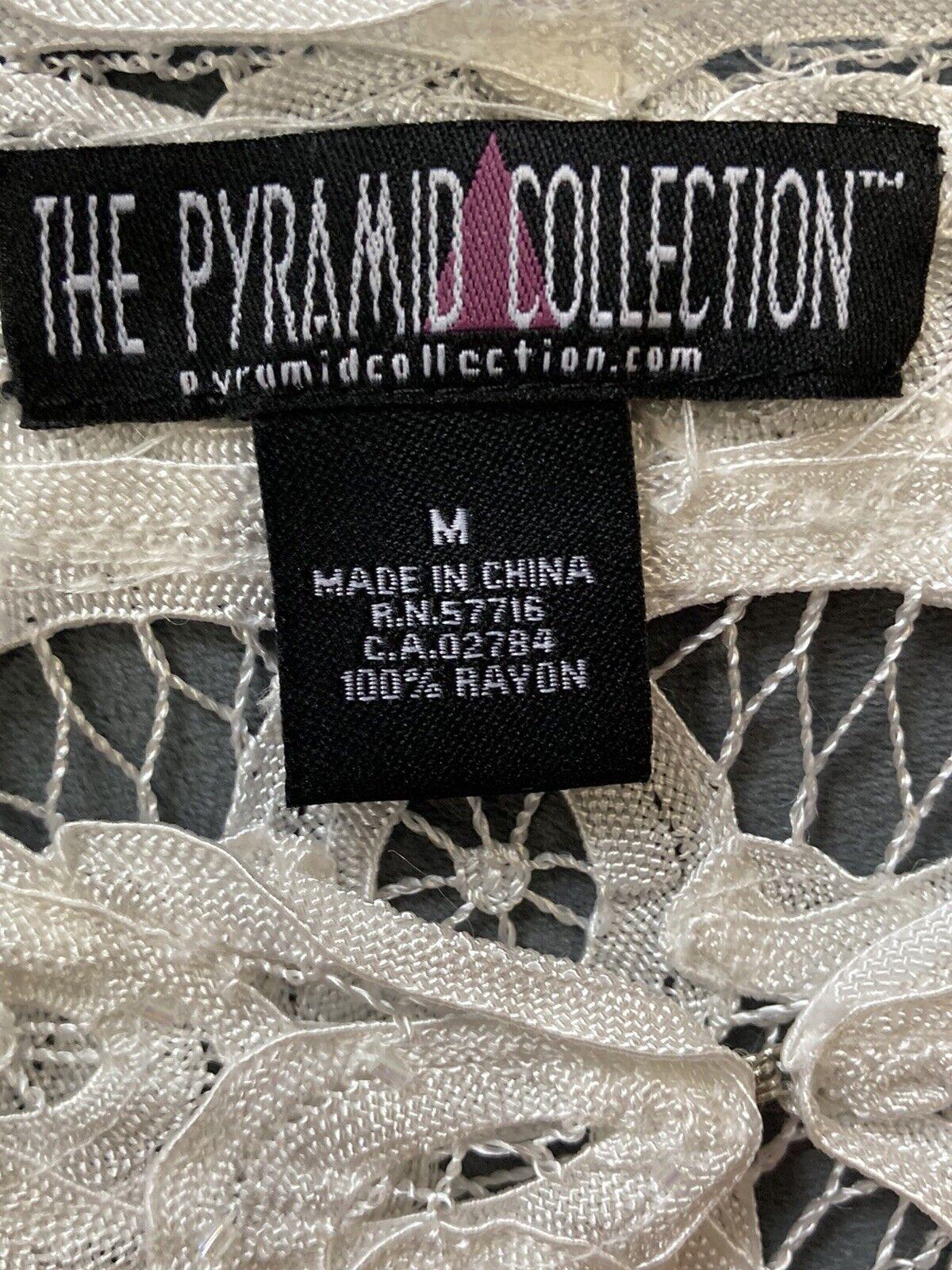 90s vintage fairycore bohemian crochet sweater - image 3