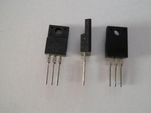 Sanyo NPN Triple Diffused Planar Silicon Transistor 2SD2627 *Neu*