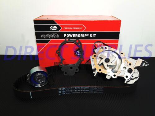 KP25577XS GATES RENAULT CLIO II III IV 1.2 16v Timing//Cam Belt Kit /& Water Pump