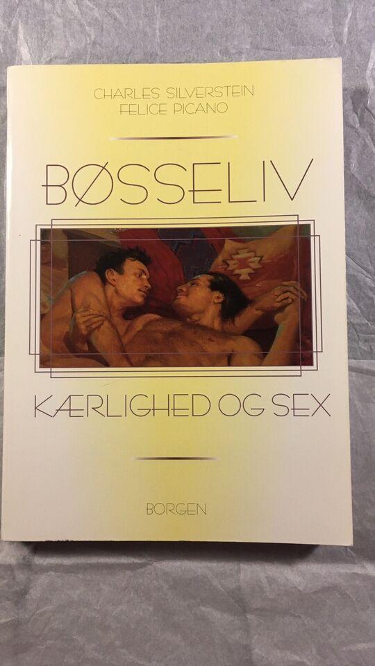 Bøsseliv kærlig og sex, Silverstein, emne: krop og sundhed