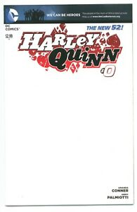 1-HARLEY-QUINN-0-BLANK-VARIANT-BATMAN-SUICIDE-SQUAD-JIM-LEE-CGC-IT-NM-MT-9-8
