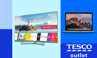 Tech from £99 at Tesco Outlet