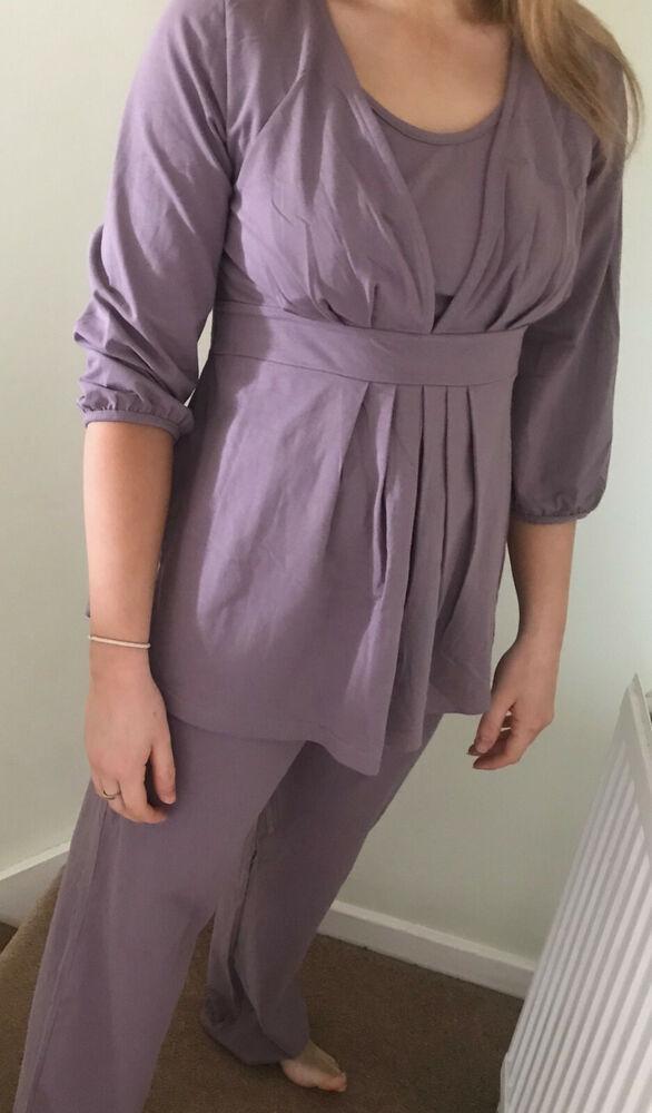 Anita Coton Nursing Pyjamas 1216 - 10/12 - Petit