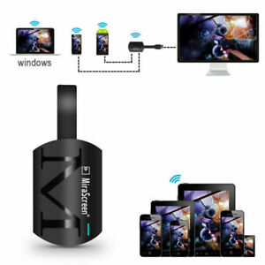 New HDMI Mirror Screen Wireless Display Adapter 1080P Airplay Miracast Dongle